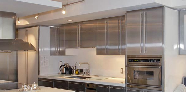 Stainless Steel Overhead Cabinets for Industrial Kitchens ...